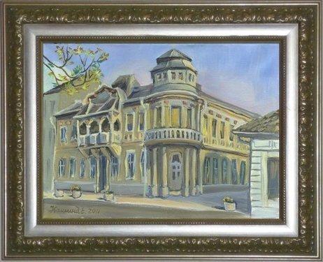 Картина Евгении Кашиной